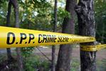 OPP Crime Scene