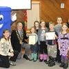 Meaford council honours students for their recycling