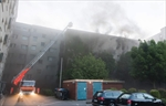 Germany: 43 injured in fire at former air-raid shelter-Image1