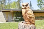 Bill Fisch Forest Stewardship and Education Centre.