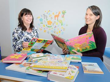 Celebrating Family Literacy Day in Barrie