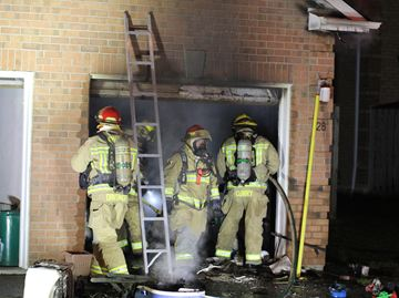Gerrard Road house fire