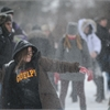 U of G snowball fight