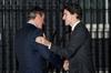 Trudeau says he left detractors 'in the dust'-Image1