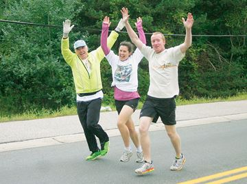 Midland Terry Fox Run raises more than $56,000