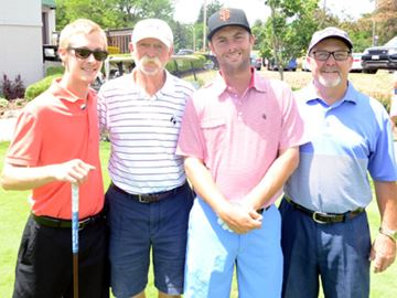 Levin, Cowan in Georgetown prior to Canadian Open