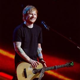 Ed Sheeran's pals play Cupid-Image1
