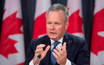Bank of Canada lowers outlook, cites exports-Image1