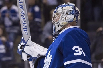 Leafs' Andersen expects to play Thursday night-Image1