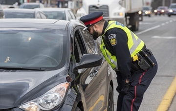 Peel police will be conducting a seatbelt safety campaign from April 18-26.