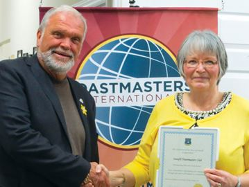 Innisfil group toast of the town