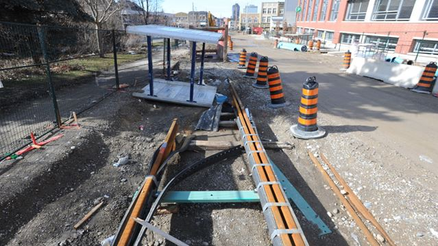 LRT Work: 10 Intersections Close, 4 Reopen, As