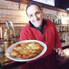 Italian-style pizza at Orillia's Eight Hundred Degrees
