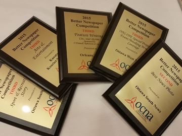 Community newspaper awards