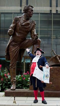 Sir Isaac Brock's 250th birthday worthy of celebration