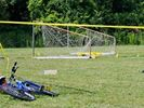 SOCCER NET ACCIDENT