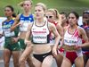 Marathon runner Rachel Hannah