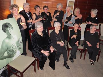 Peterborough's Calendar Girls in 2014