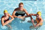 Swimming success