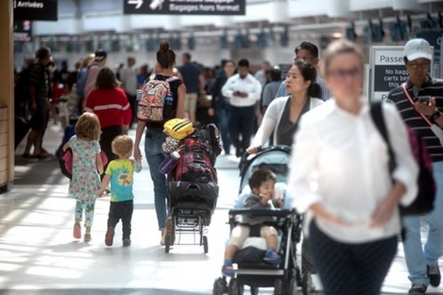Mississauga's Pearson Airport preparing for its busiest day of the year