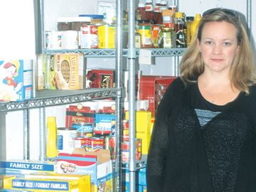 Dundas fall food drive