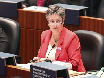 Councillor Janet Davis