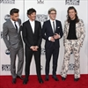 Harry Styles, Louis Tomlinson and Liam Payne show support for Niall Horan-Image1