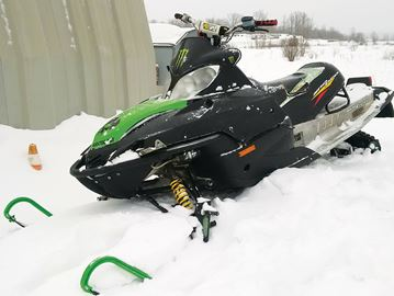 OPP seeking owner of snowmobile recovered in Tiny Township