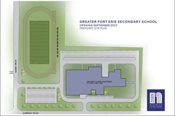 New high school to be built on Garrison Road