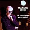 Win VIP tickets to see the Amazing Kreskin