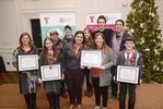 Peace medallions honour those working to better community