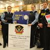 OPP auxiliary food drive