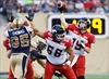 Mitchell, Stampeders rout Bombers 36-8-Image1