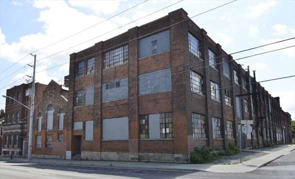 Cannon Knitting Mills Hamilton : Heritage committee pushes city to designate buildings