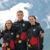 Canadian orienteering team