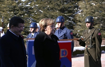 Germany, Turkey vow diplomatic effort to end Aleppo violence-Image7