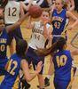 Girls Battle Hard in YRAA Basketball Championships