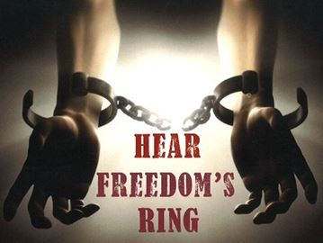 Tenor Michael Toby will be performing Hear Freedom's Ring, a tribute to the hidden meanings behind some of the world's most beloved spiritual songs, at Calvary Christian Church in Beamsville on Sunday, Feb. 19.