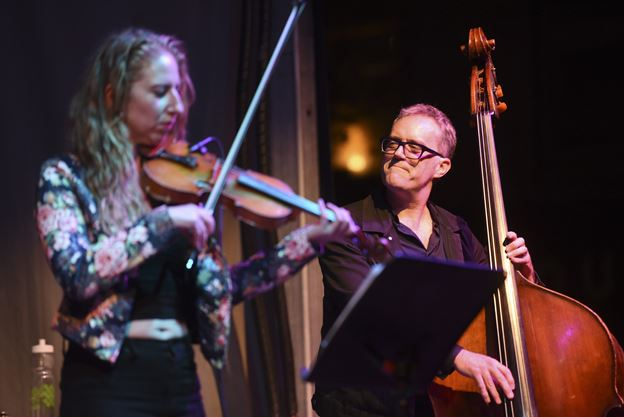Guelph Jazz Festival draws hundreds to free performances downtown