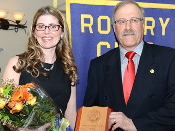 Amy Teed-Acres named Meaford Citizen of the Year