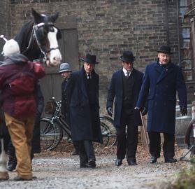 Murdoch Mysteries Filming