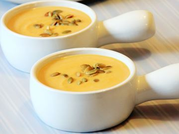 PERFECT BUTTERNUT SQUASH SOUP