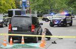 Burlington man charged after elderly pedestrian killed