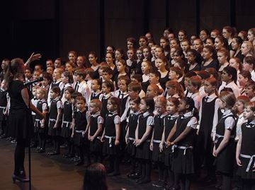 Oakville Children's Choir ends season with concert, award