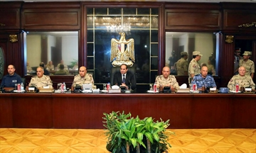 Egypt leader: Foreign hands behind Sinai attack-Image1