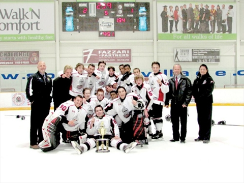 Think, that ajax hockey midget pickering accept