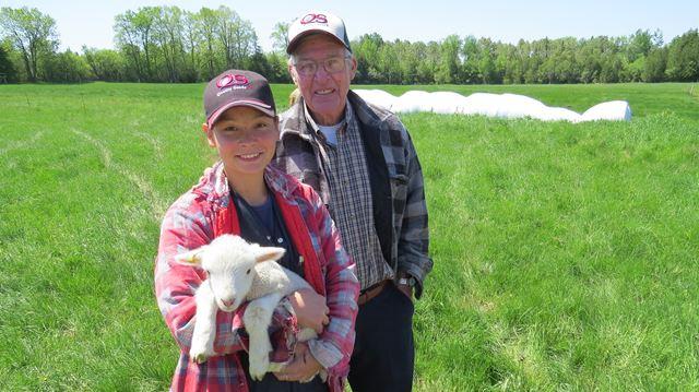 Farms at Work mentoring program