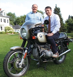 Vintage motorcycles take centre stage at Billings Estate– Image 1