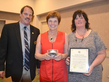 Collingwood Chamber recognizes local not-for-profit with award