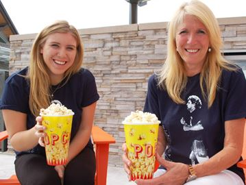 Outlet Collection at Niagara hosting Movie madness